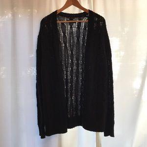 All Saints cable knit cardigan (medium)